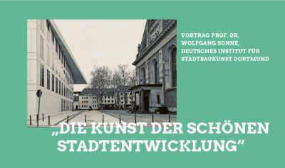 Die Kunst der schönen Stadtentwicklung @ Wohnstätte Krefeld