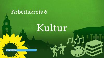 AK6-Treffen: Kultur @ Kreisbüro