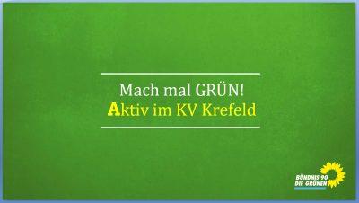 """Neumitgliedertag """"Mach mal GRÜN"""""""