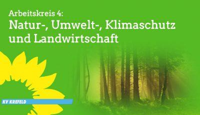 Gründung des Arbeitskreises Natur-, Umwelt-, Klimaschutz und Landwirtschaft @ Kreisbüro